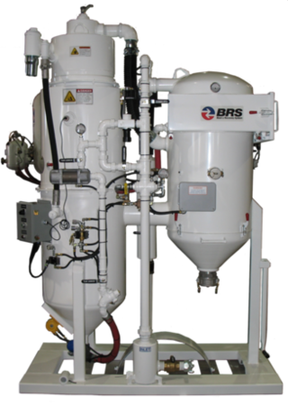 Schmidt Blast & Recovery Systems - BRS - Click to Enlarge