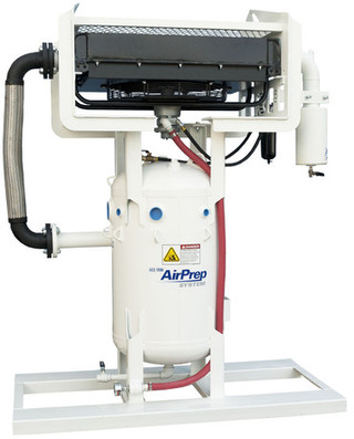 Schmidt AirPrep™ Systems - Aftercooler System (ACS) - Click to Enlarge